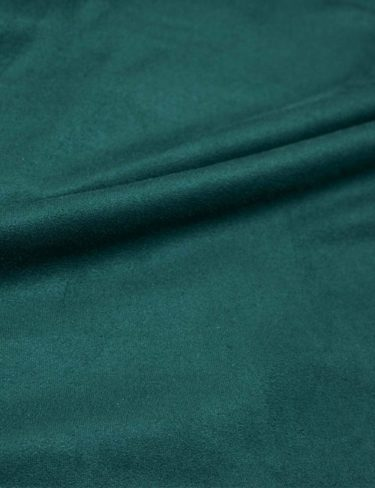 Turquoise Suede Hijab