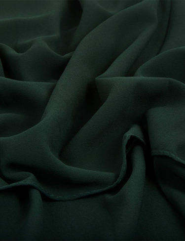 Emerald Basic Georgette Hijab