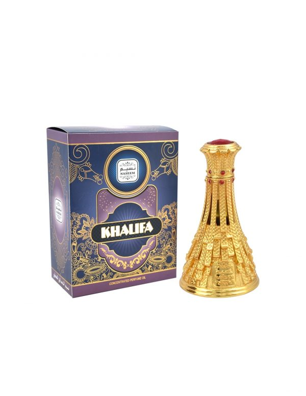 Khalifa Concentrated Perfume Oil 15ml