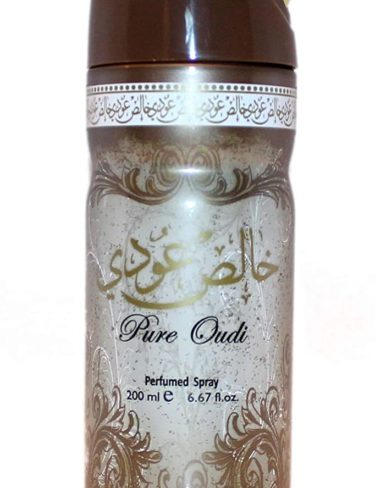 Pure Oudi Deodorant Spray 200 ml