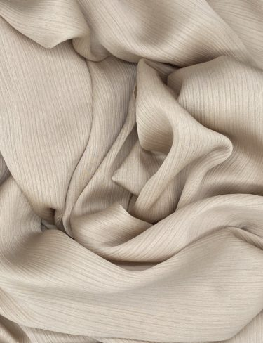 Muted Gold Luxurious Silky Crinkle Hijab