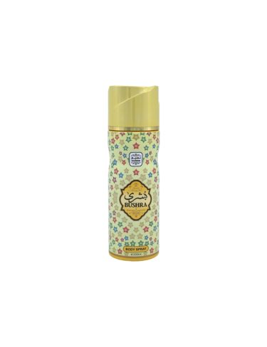 Bushra Body Spray 200 ml
