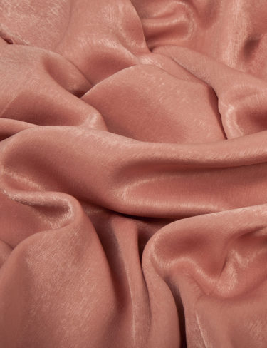 Peach Luxurious Bamboo Satin Hijab