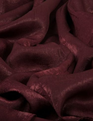 Burgundy Luxurious Bamboo Satin Hijab