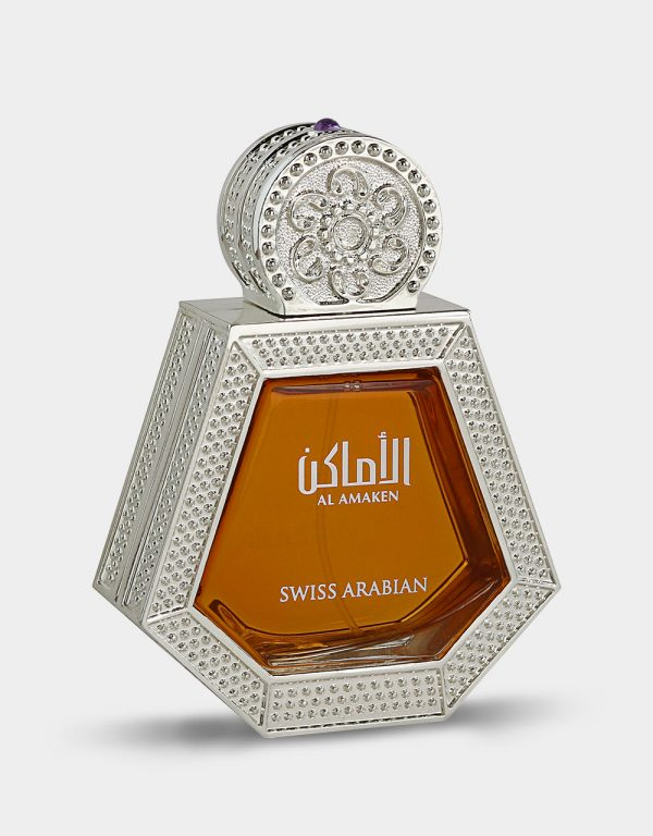 Al Amaken By Swiss Arabian Perfume 50ML