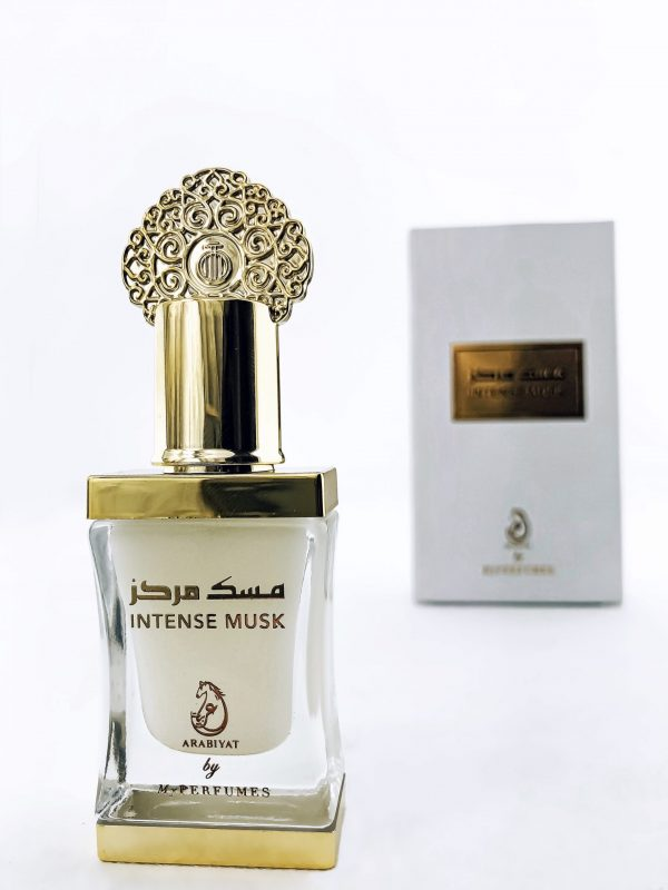 Intense Must Perfumes Oil by My Perfumes 12ML