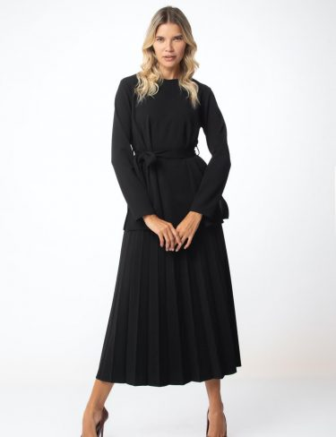 Black Classic Two Piece